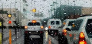 Как ездить в дождь?