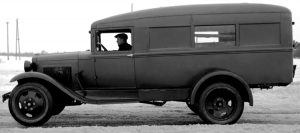 Автомобиль ГАЗ-55