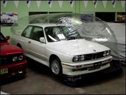 консервация автомобиля