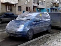 консервация автомобиля дром сток