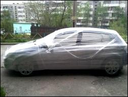 дром сток консервация автомобиля