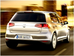 Дром Сток volkswagen golf 7
